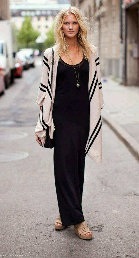 4af7c1852c 9 Ideas on how To Wear A Striped Dress – The femininity mystique