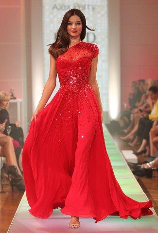 Miranda-Kerr-walked-runway-gorgeous-David-Jones-2012-2013