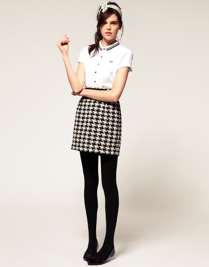 HOW TO WEAR HOUNDSTOOTH TREND – The femininity mystique