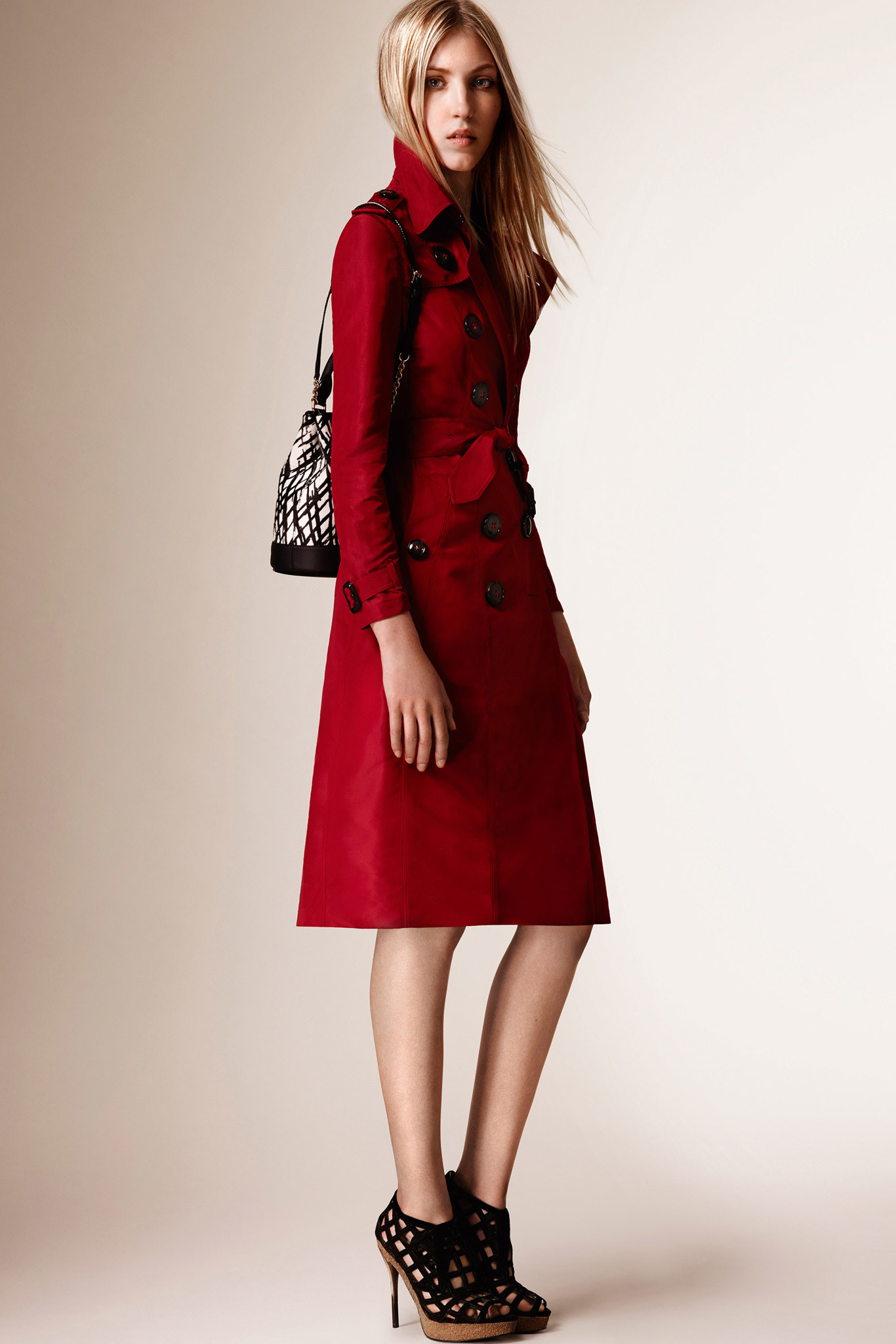 Burberry Prorsum Runway London Fashion Week Aw14: The Best Looks From Resort 2016
