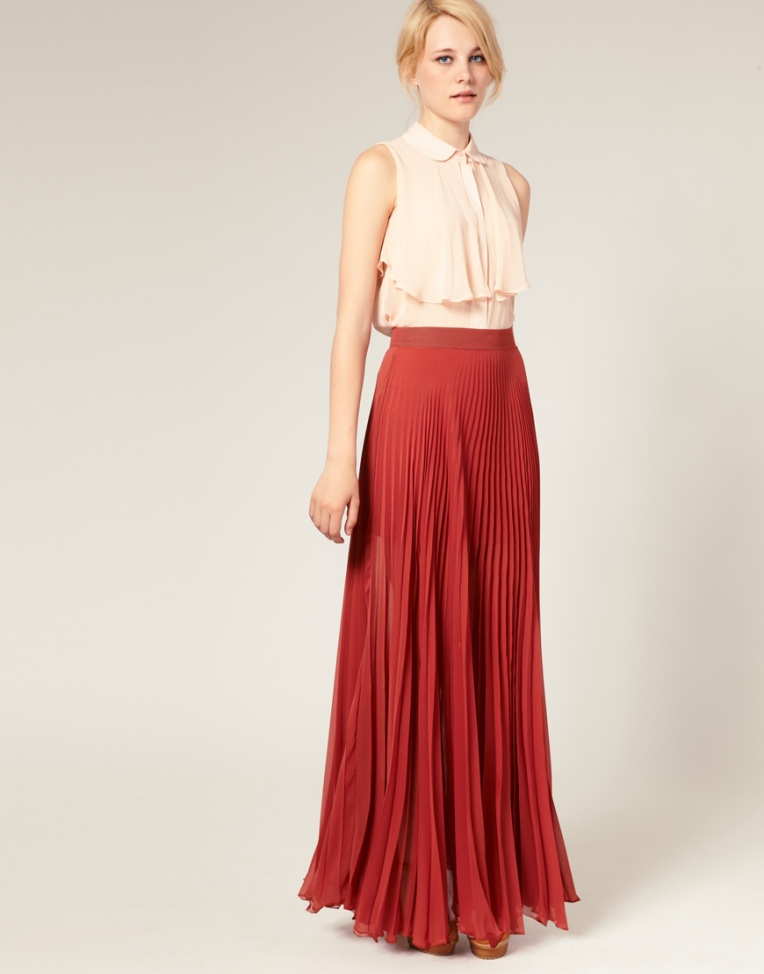 How To Wear A Maxi Skirt – The femininity mystique