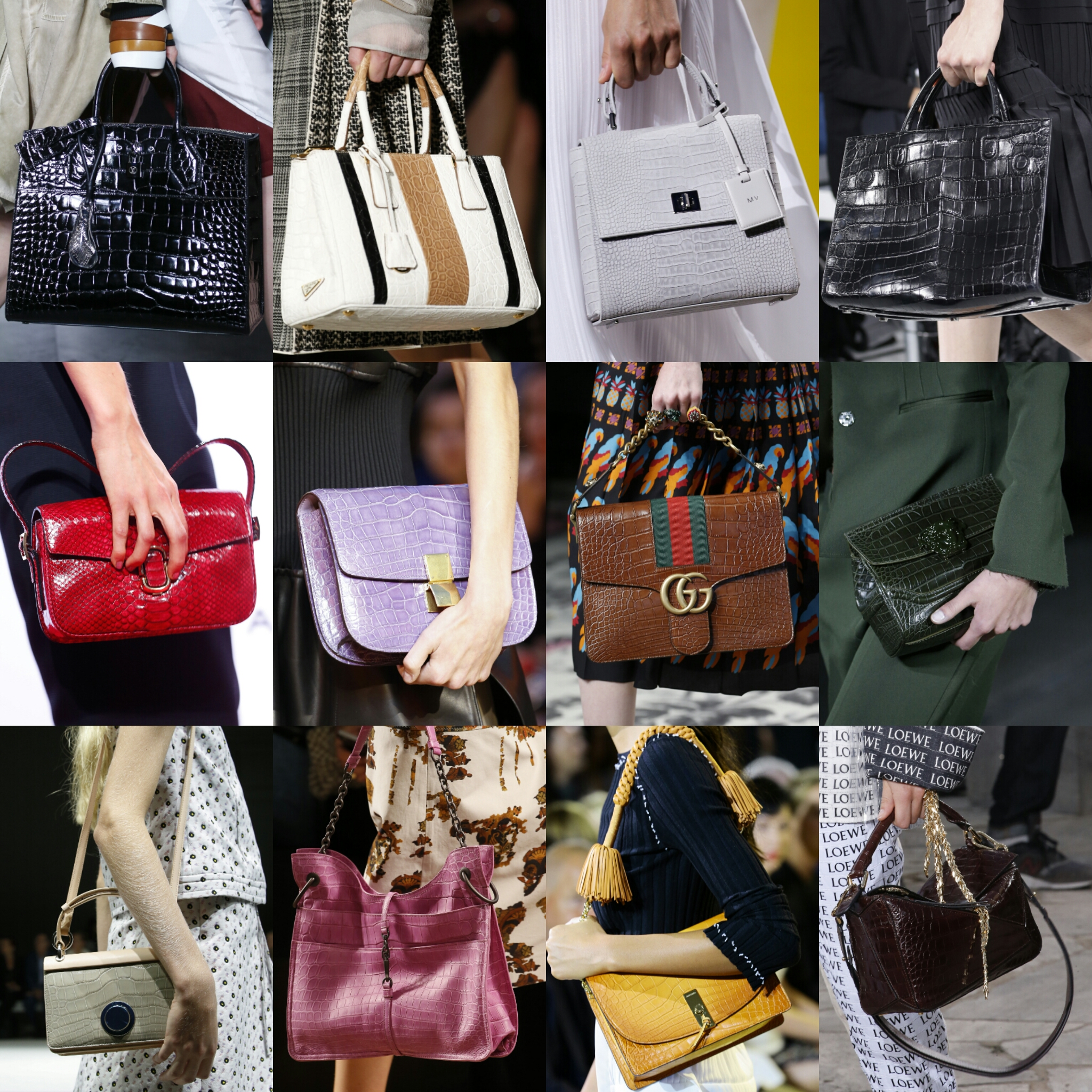 Spring/Summer 2016 HandBag Trends
