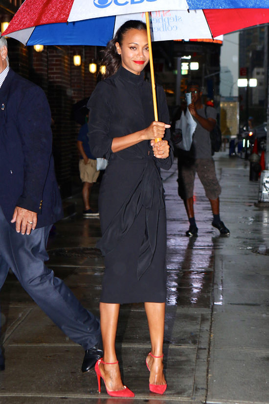 Zoe-Saldana-Style-Tripe-Shot-Fashion-TV-Style-The-View-Stephen-Colbert-Good-Morning-America-Oscar-de-la-Renta-Victoria-Beckham-Tom-Lorenzo-Site-3